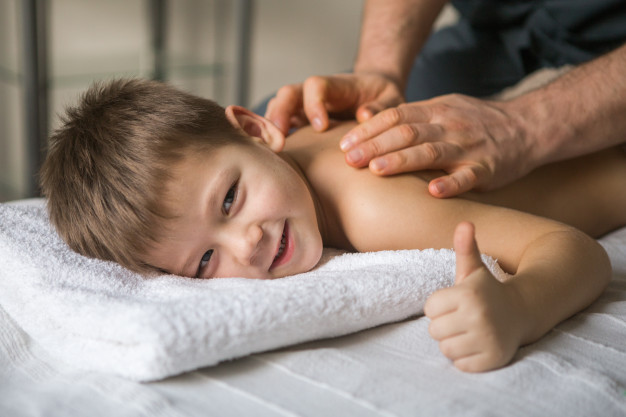 Ostéopathie enfants