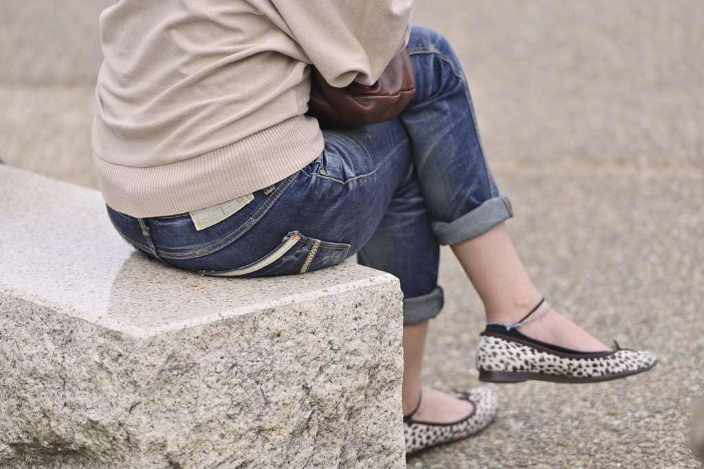 Croisement de jambes